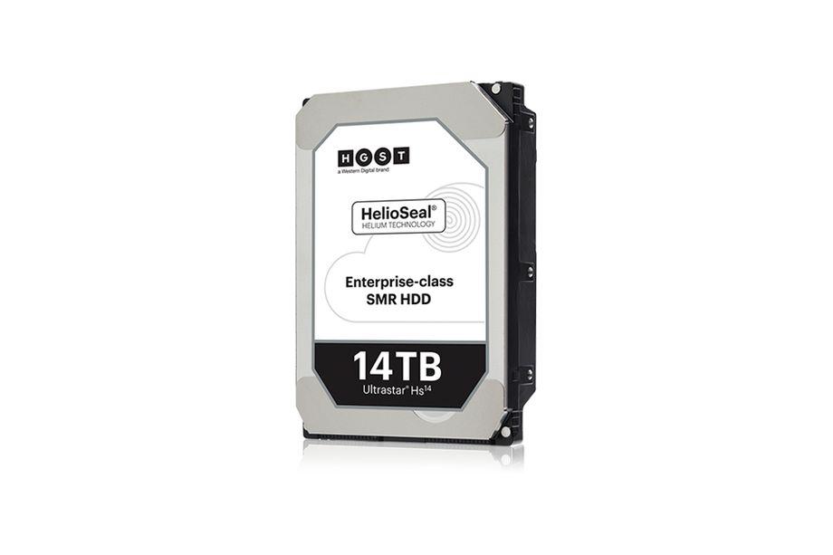 poza hard disk hdd 14TB Western Digital HGST UltraStar Hs14