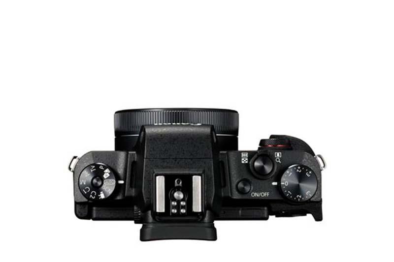 poza aparat foto compact Canon G1 X Mark III