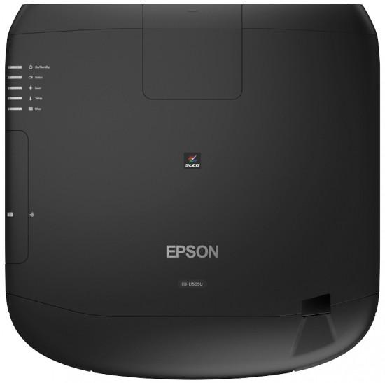 videoproiector epson EB-L1505U turneu radiohead james blunt