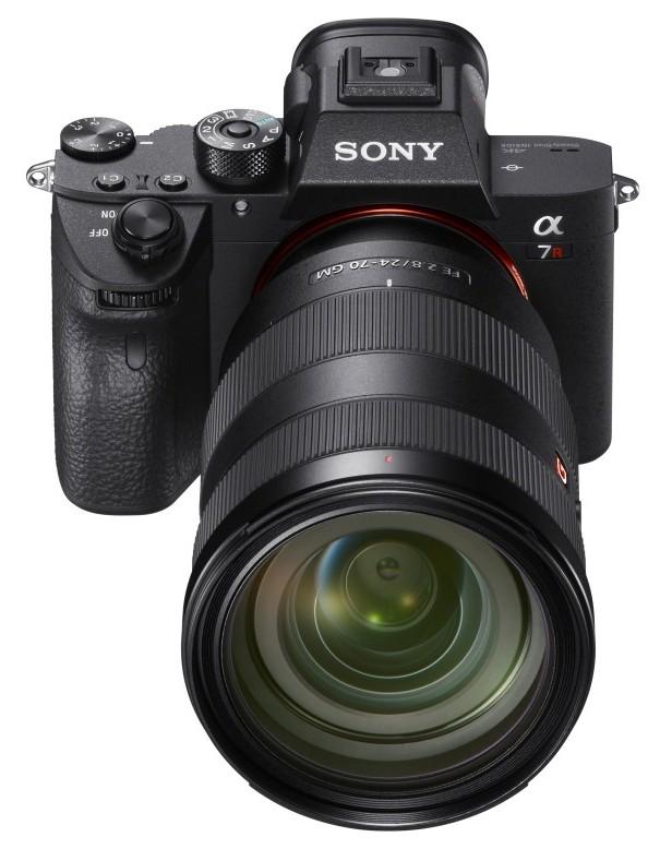 aparat foto mirroless full frame Sony A7R III α7R III model ILCE-7RM3