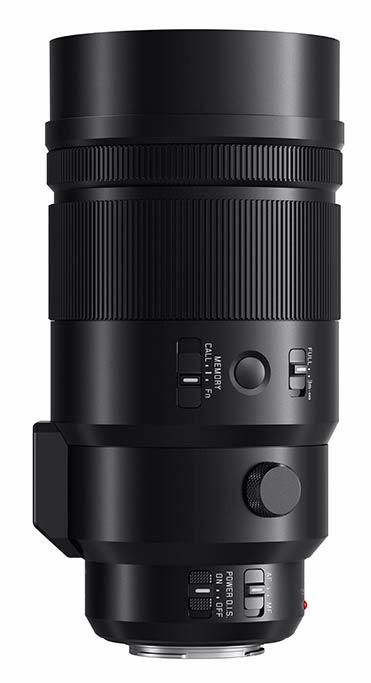poza teleobiectiv Leica DG Elmarit 200 mm f:2/8 POWER OIS