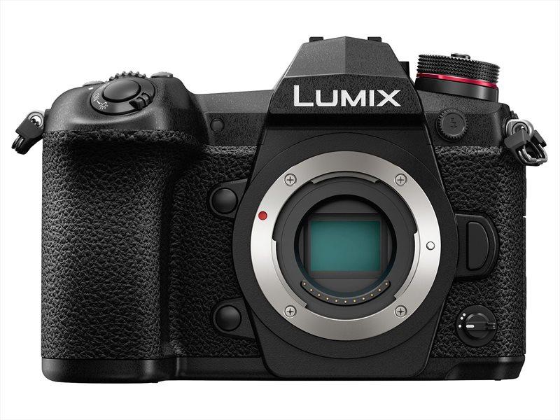 poza senzor 4/3 mirrorless Panasonic Lumix DC-G9