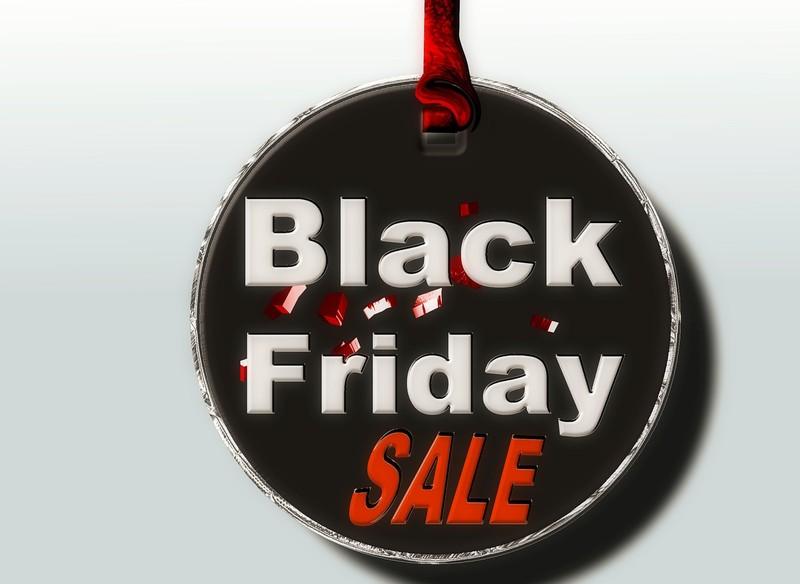 black friday insigna ecuson poza gratuita pixbay