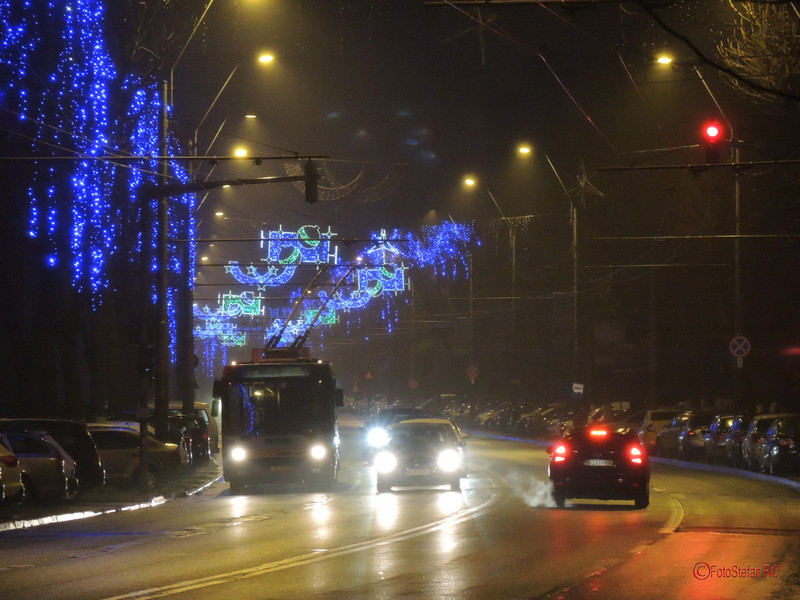 poze foto luminite lumini craciun 2017 bucuresti