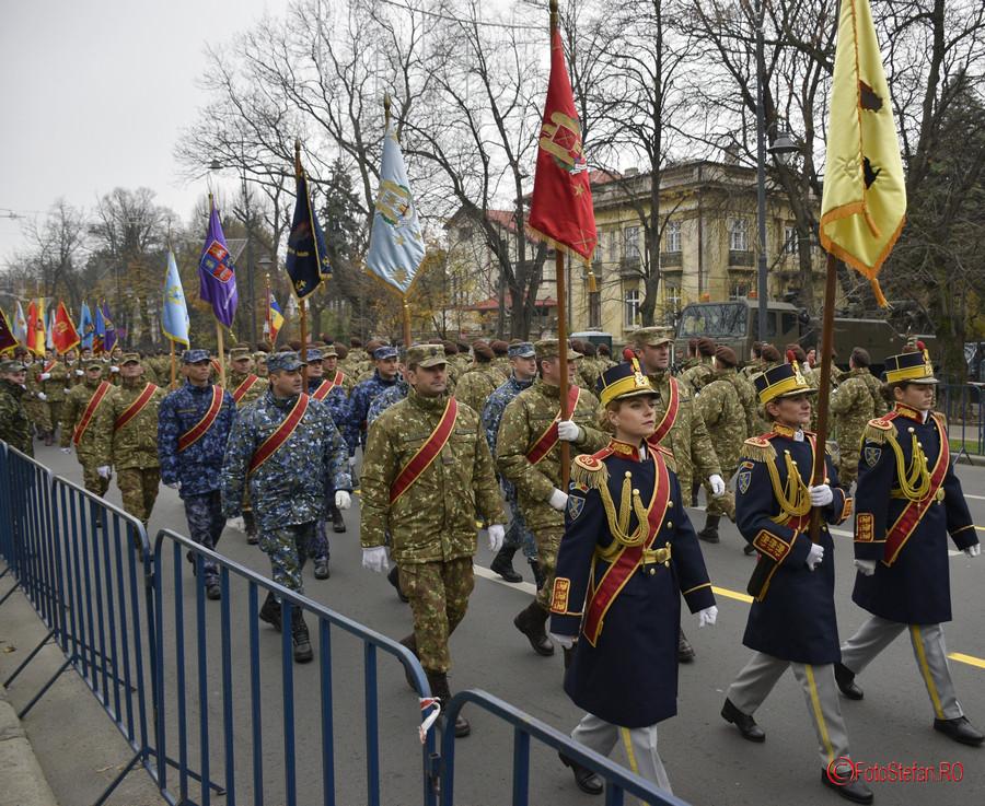 poze foto Repetitii parada militara 1 Decembrie Ziua Nationala a Romaniei Arcul de Triumf Bucuresti 2017