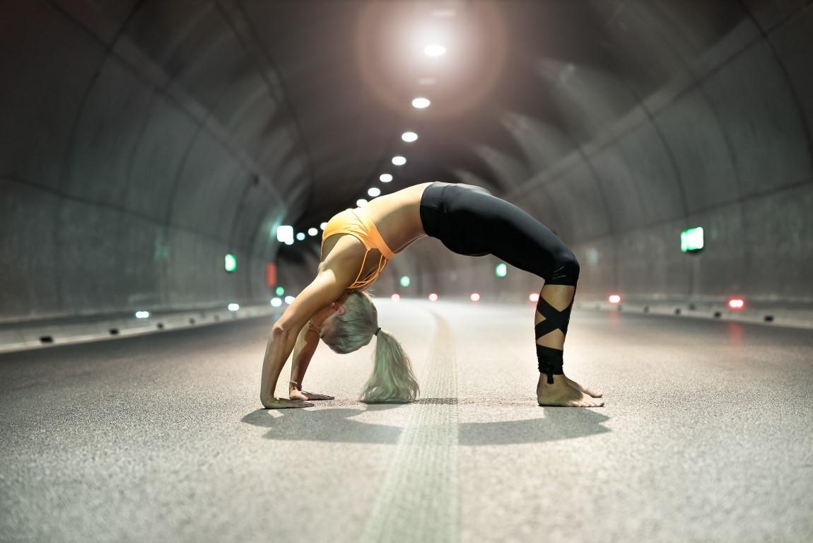 poza fata gimansta flexibil tunel