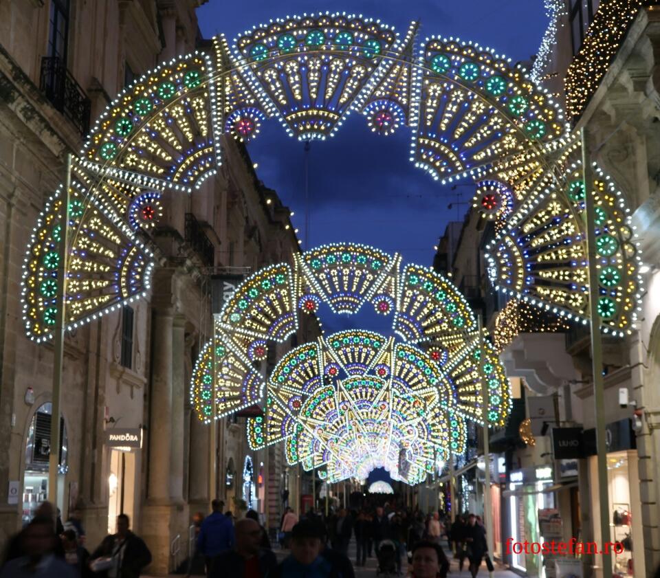 Faniuolo Illuminazione luminite lumini craciun 2017 malta