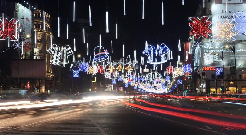 poze luminite lumini craciun 2017 bucuresti motive nationale