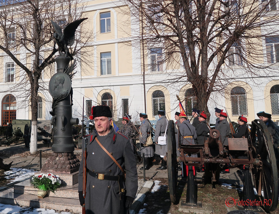 poza fotografie ceremonie muzeul militar bucuresti