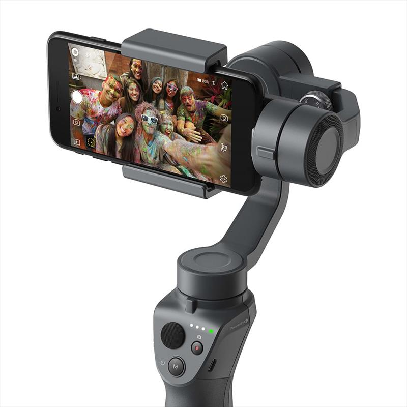 poza DJI Osmo Mobile 2 stabilizator smartphone