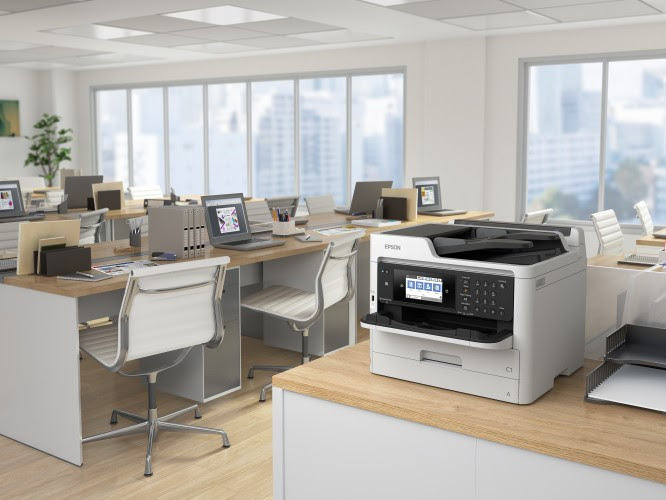 imprimanta inkjet business Epson WorkForce Pro WF-C5790DWF