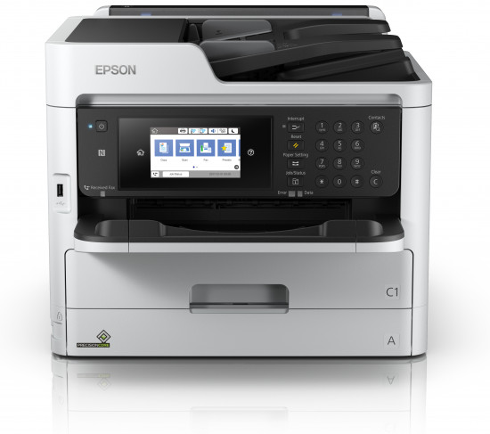 imprimanta business inkjet Epson WorkForce Pro WF-C5790DWF
