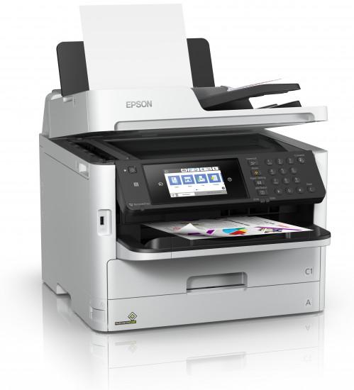 imprimanta business inkjet rapida Epson WorkForce Pro WF-C5790DWF
