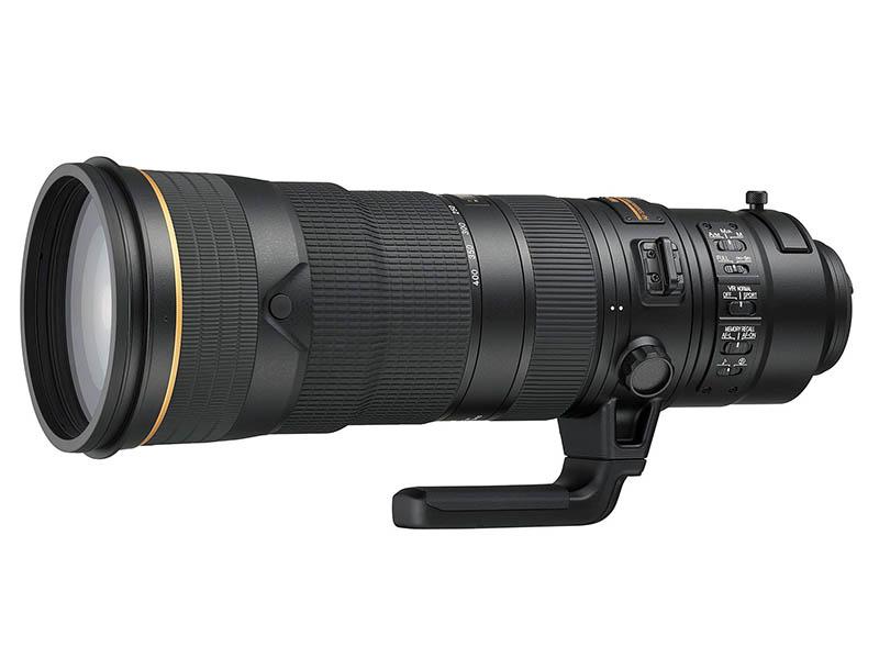 poza teleobiectiv zoom AF-S NIKKOR 180–400mm f/4E TC1.4 FL ED VR