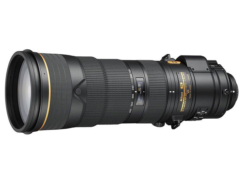 poza obiectiv nikon zoom Nikkor 180-400mm f/4E TC1.4x FL ED VR