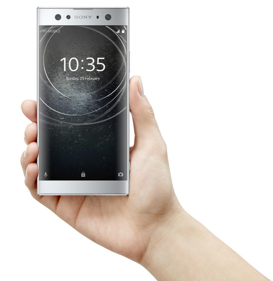 poza smartphone Sony Xperia XA2 Ultra