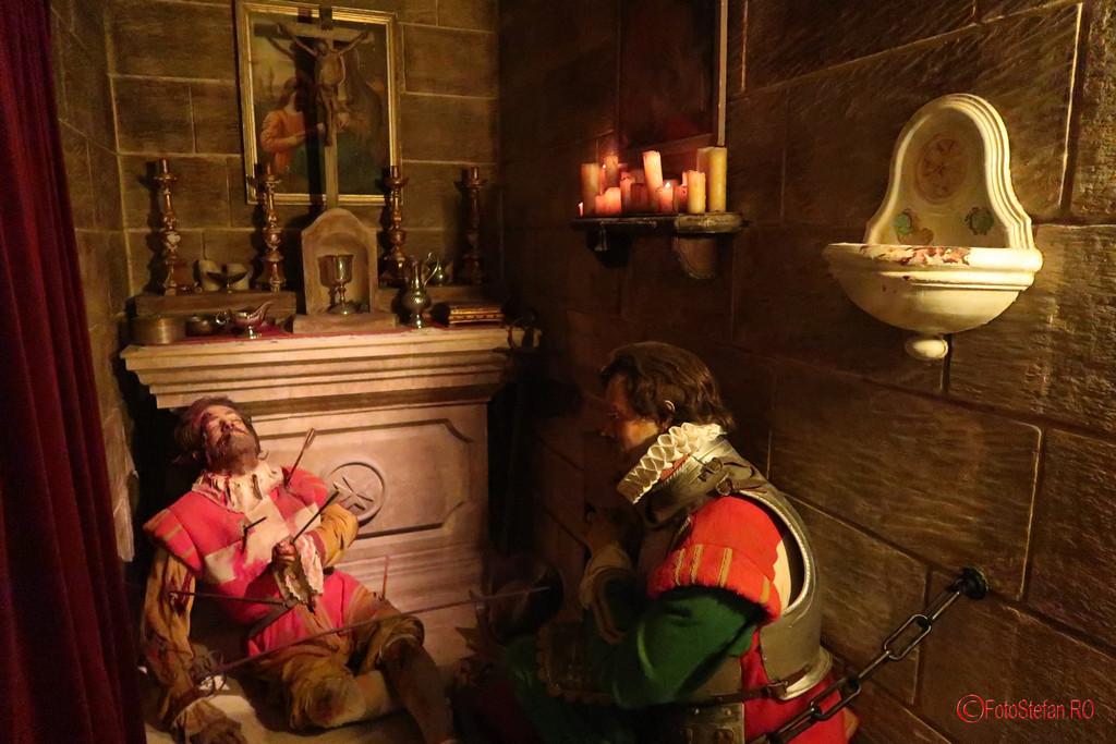 poze foto Muzeul Cavalerilor de Malta Mdina cavalerii ioaniti