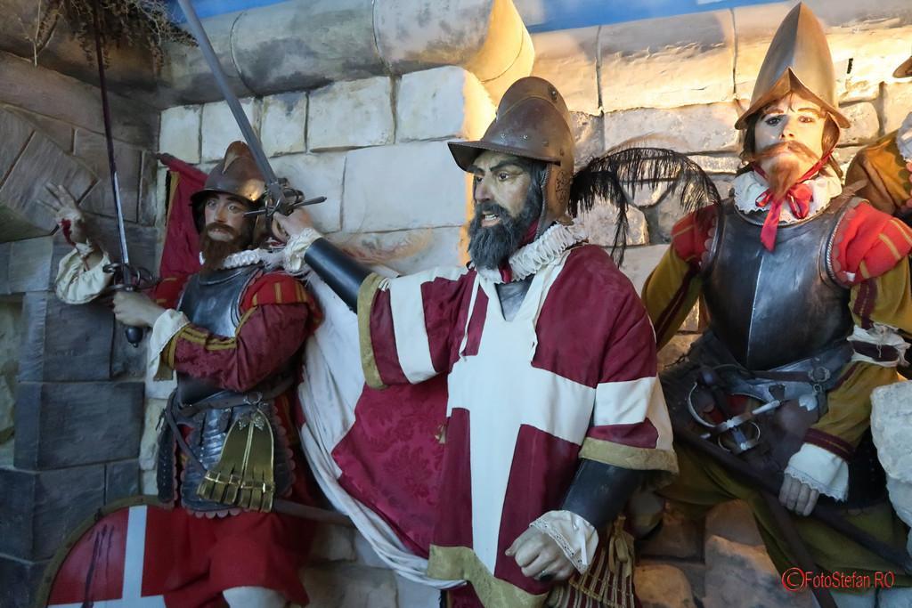 poze fotografii muzeul Cavalerii de Malta