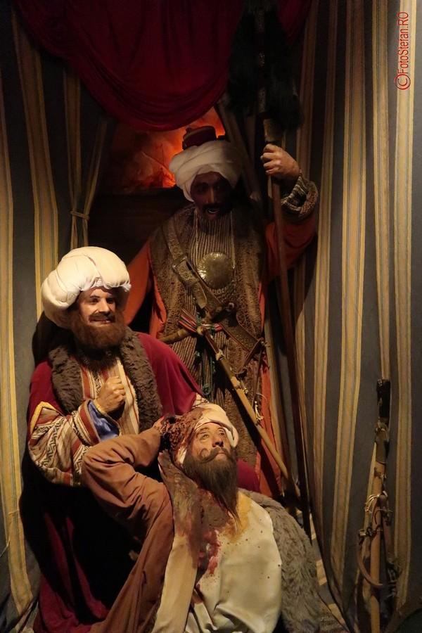 poza scena lupta marele asediu malta mdina muzeul cavalerilor maltezi