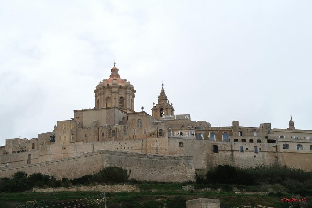 poze foto mdina catedrala sf  pavel si petre