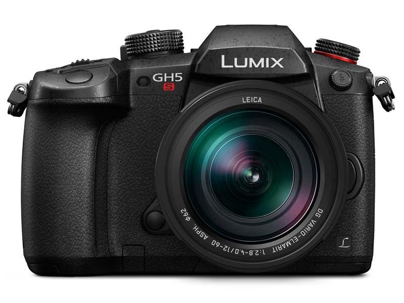 poza mirrorles Panasonic Lumix DMC-GH5S