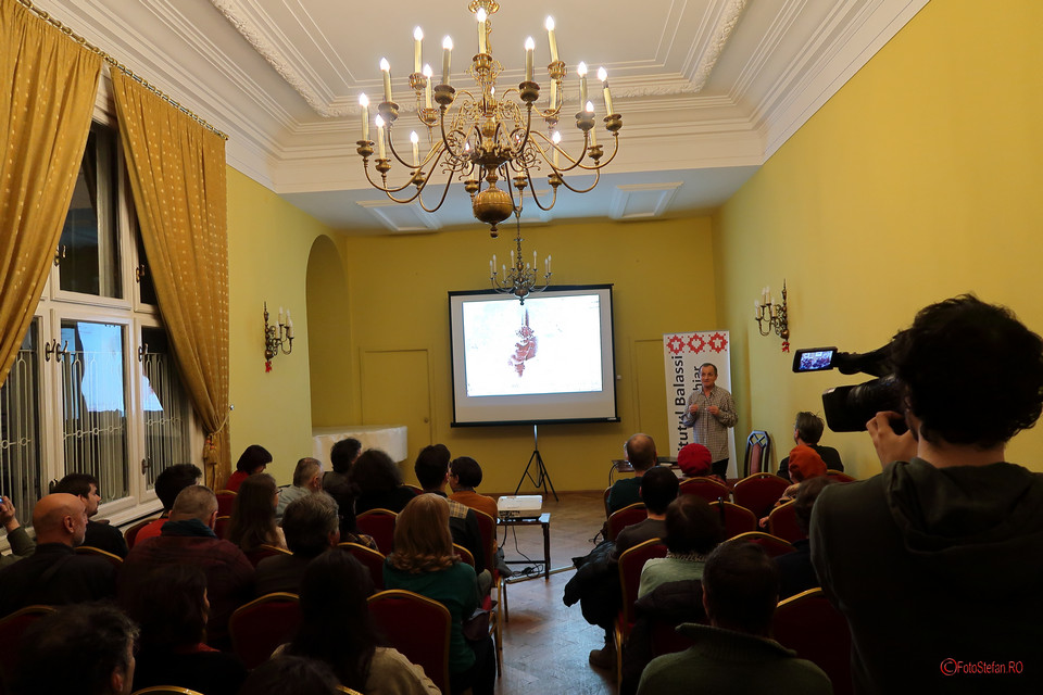 poza foto Radu Igazsag institutl cultural maghiar balassi bucuresti