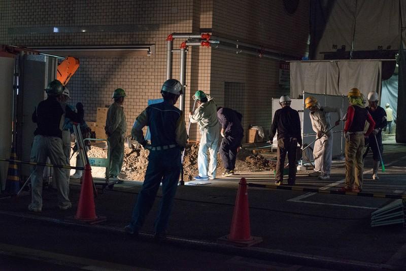 poze muncitor lucrand noaptea schimbul trei Benedetta Ristori