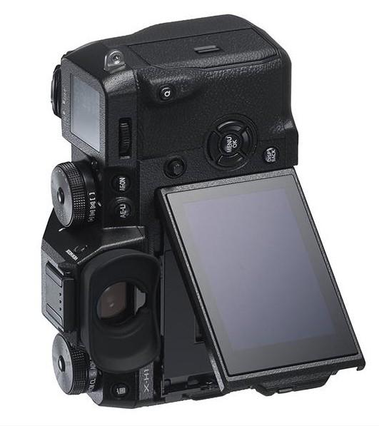 lcd mobil aparat foto mirrorless Fujifilm X-H1
