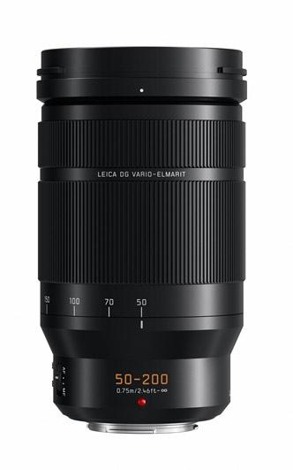 obiectiv zoom Panasonic Leica DG Vario-Elmarit 50–200mm f/2.8-4 ASPH