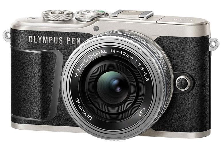 poza aparat foto mirrorless Olympus PEN E-PL9