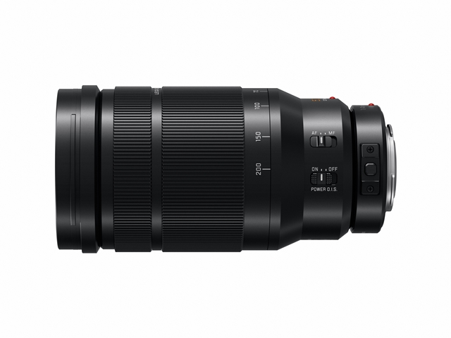 zoom Leica DG Vario-Elmarit 50–200 mm f/2.8–4 ASPH teleconvertor
