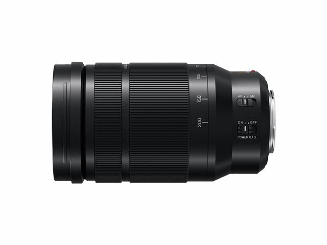 poza obiectiv zoom  Leica DG Vario-Elmarit 50 - 200 mm f/2.8-4 ASPH