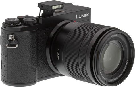 Panasonic Lumix GX9  aparat foto mirrorless obiectiv zoom