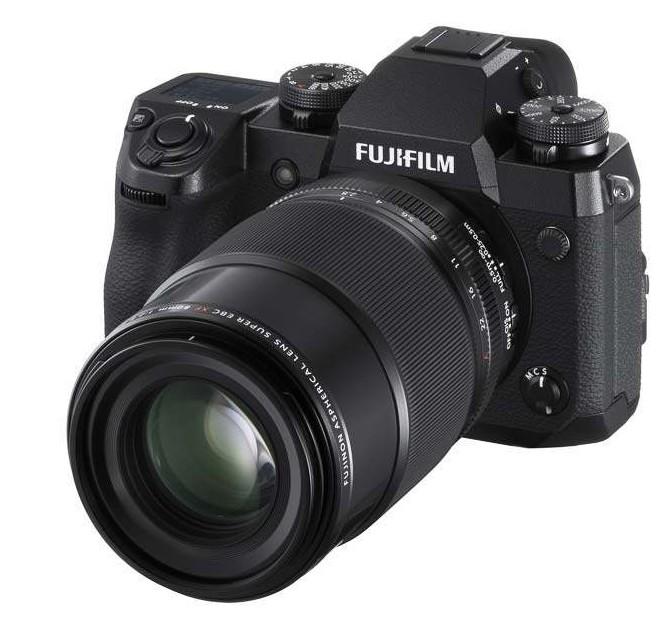 Fujifilm X-H1 mirrorless