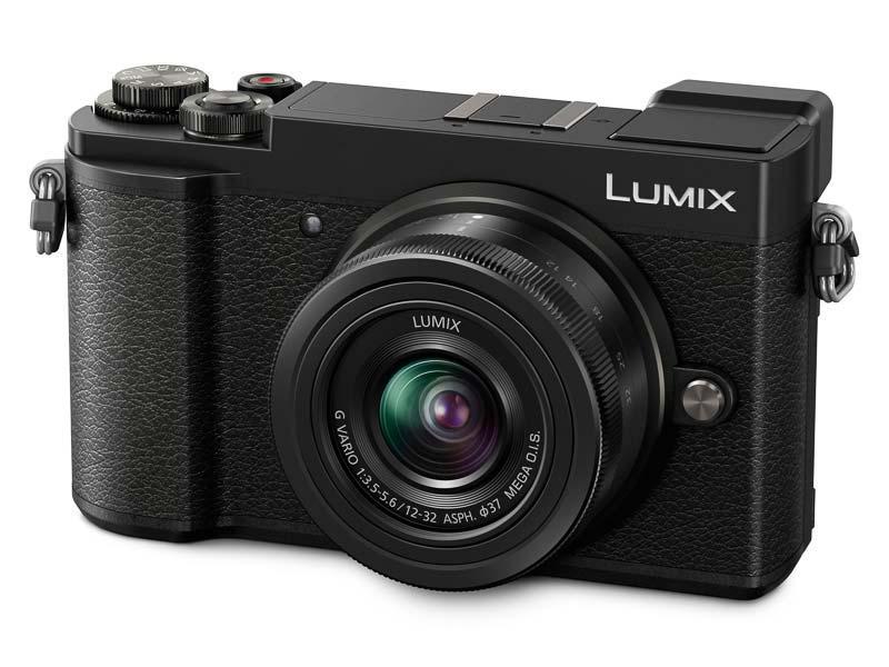 poza aparat foto mirrorless Panasonic Lumix GX9