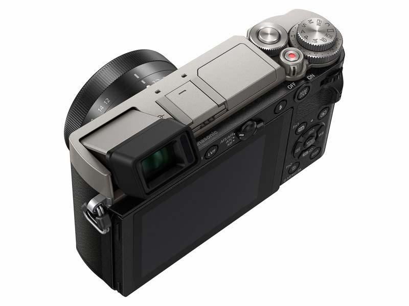 Panasonic Lumix GX9  argintiu mirrorless