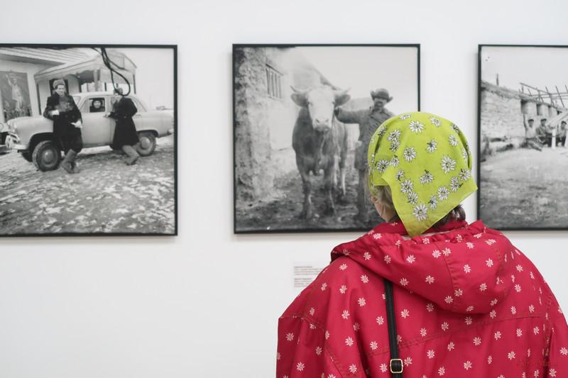 privitor expozitie foto fata batic romanaca culori