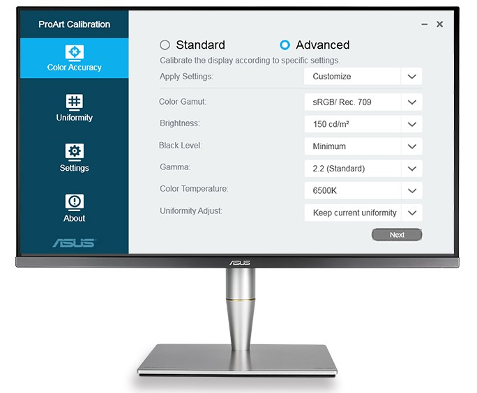 Asus ProArt PA32UC monitor profesional 32 inch rezolutie 4k editare foto video