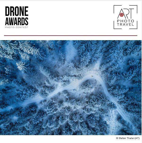 Drone Awards 2018 poza afis concurs fotografie aeriana