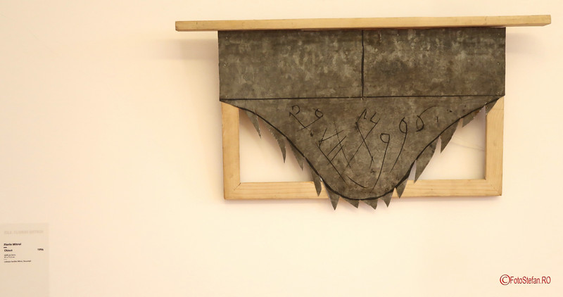 poza obiect galerie arta expozitie arcub bucuresti hanul gabroveni