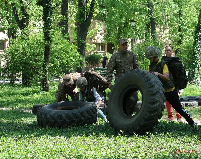 poze fotografii tehnica militara exercitii demonstrative Ziua Fortelor Terestre parcul Carol Bucuresti