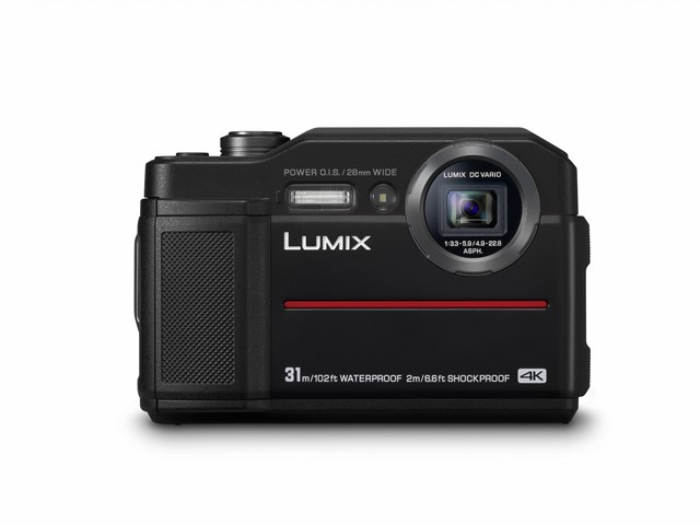 Panasonic Lumix FT7 aparat foto compact negru poza