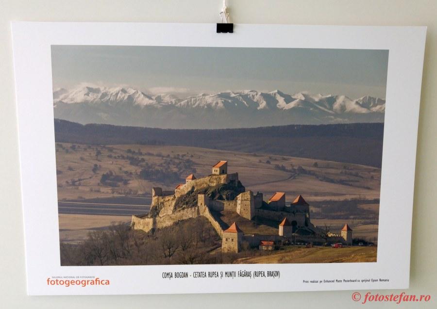 Fotogeografica 2018  poza cetatea rupea muntii fagaras