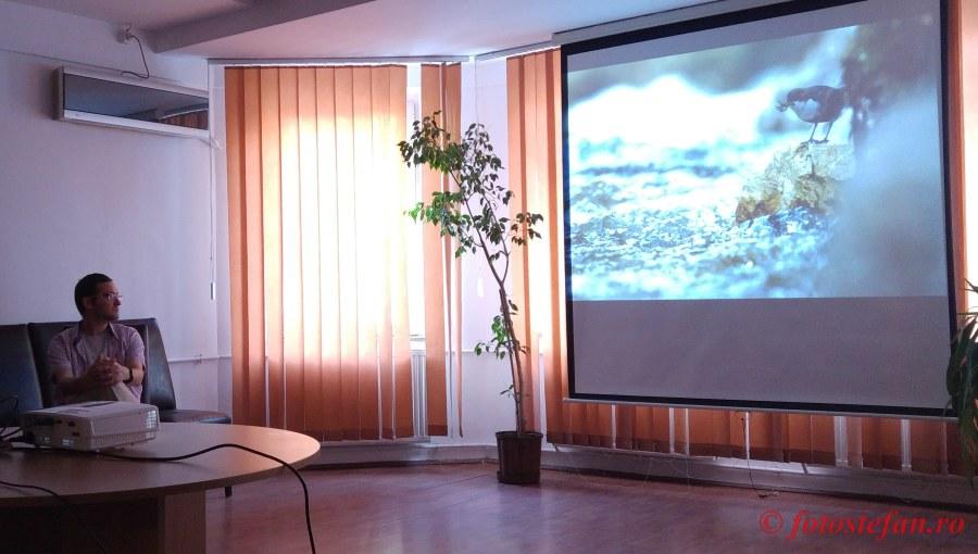 poza fotograf Silviu Matei fotografie wildlife Casa de Cultura a Studentilor Bucuresti
