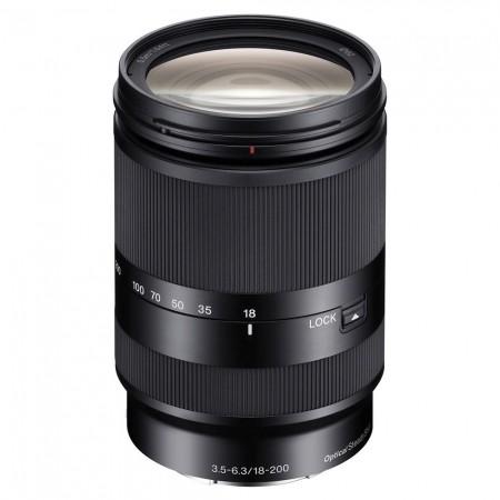 Sony 18-200mm F3.5-6.3 OSS promotie reducere oferta