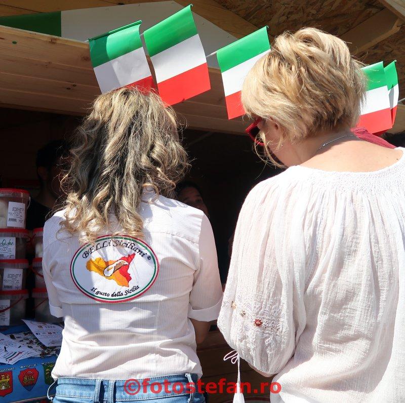 poza tricou ie sicilia Ziua Europei  parcul Cismigiu Bucuresti