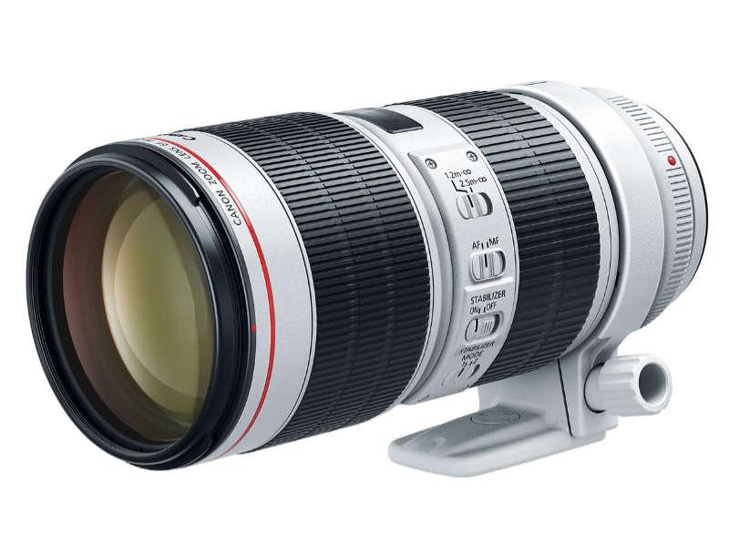 Canon 70-200mm f/2.8L IS III USM poza teleobiectiv