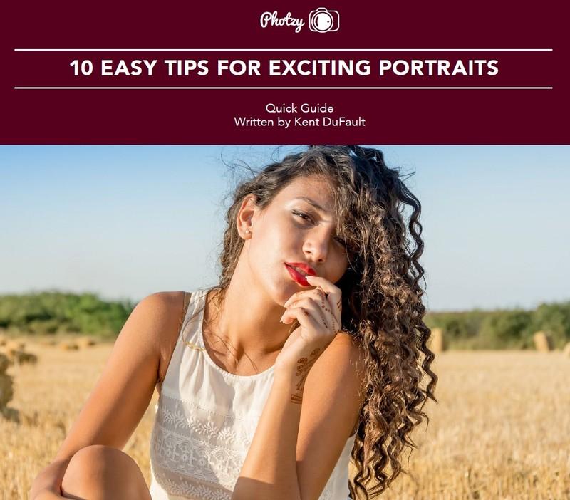 carte gratuita fotografia portret pdf