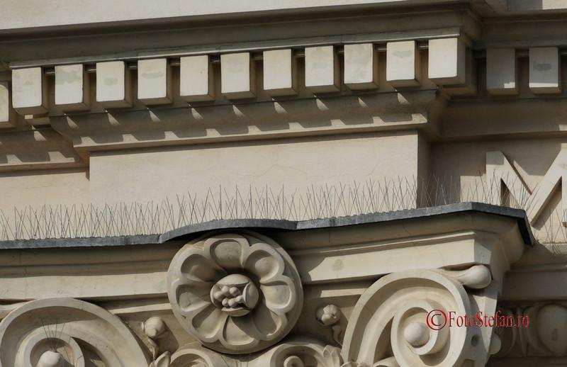 review Sony FE 100-400 F4.5-5.6 GM OSS zoom ateneul roman bucuresti