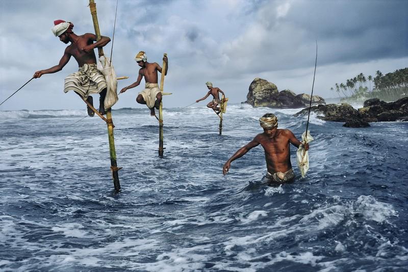 poza pescari fotograf fotojurnalist american Steve McCurry